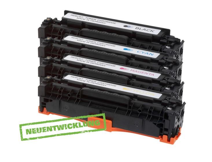 Toner für den HP Laserjet PRO 400 Color M451DN