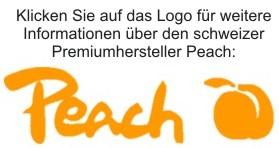 Peach Tinte und Druckerpatronen