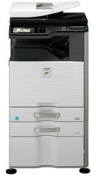 Sharp Drucker und Toner