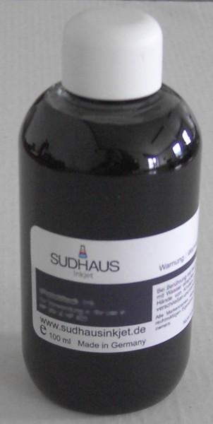 100 ml Nachfülltinte gelb von Sudhaus Inkjet für HP Patronen HP 363, HP 351