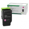 Original Lexmark 78C20M0 Toner magenta return program (ca. 1.400 Seiten)