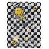 Herlitz Gummizugmappe Smiley World Rock, A4