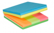 Haftnotizen-Set Multi Notes 2028A von Post-it, farbsortiert