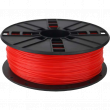 ABS Filament 1.75 mm - neon-rot - 1 kg Spule