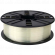 ABS Filament 1.75 mm - transparent - 1 kg Spule