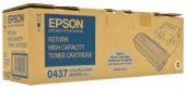 Original Epson C13S050437 S050437 Toner schwarz return program (ca. 8.000 Seiten)