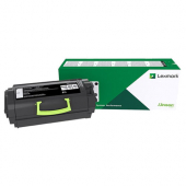 Original Lexmark 53B2H00 Toner return program (ca. 25.000 Seiten)