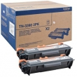 Original Brother TN-3390TWIN Toner Doppelpack (ca. 12.000 Seiten)