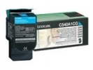 Original Lexmark C540A1CG Toner cyan return program (ca. 1.000 Seiten)