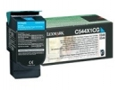 Original Lexmark C544X1CG Toner cyan return program (ca. 4.000 Seiten)