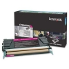 Original Lexmark C746A1MG C746 Toner magenta return program (ca. 7.000 Seiten)