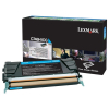 Original Lexmark C748H1CG C748 Toner cyan return program (ca. 10.000 Seiten)