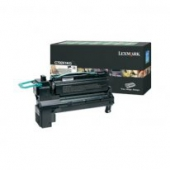 Original Lexmark C792X1KG C792 Toner schwarz return program (ca. 20.000 Seiten)
