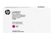 Original HP CF323AC 653A Toner magenta Contract (ca. 16.500 Seiten)