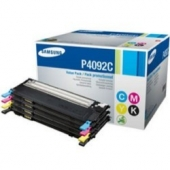 Original Samsung CLT-P4092C Toner Value-Kit (Bk,C,M,Y)