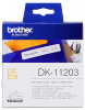 Original Brother DK-11203 DirectLabel Etiketten