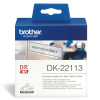 Original Brother DK-22113 DirectLabel Etiketten Transparent