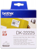 Original Brother DK-22225 DirectLabel Etiketten weiss