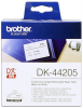 Original Brother DK-44205 DirectLabel Etiketten weiss Papier