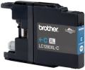 Original Brother LC1280XLC LC-1280XL Tintenpatrone cyan High-Capacity (ca. 1.200 Seiten)