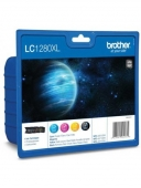 Original Brother LC1280XLVALBPDR LC-1280XL Tintenpatrone MultiPack Bk,C,M,Y High-Capacity