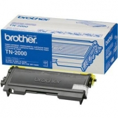 Original Brother TN-2000 Toner (ca. 2.500 Seiten)