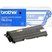 Original Brother TN-2110 Toner (ca. 1.500 Seiten)