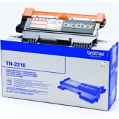 Original Brother TN-2210 Toner (ca. 1.200 Seiten)