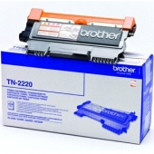 Original Brother TN-2220 Toner (ca. 2.600 Seiten)