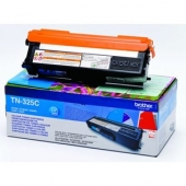 Original Brother TN-325C Toner cyan (ca. 3.500 Seiten)
