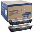 Original Brother TN-3380TWIN Toner Doppelpack (ca. 8.000 Seiten)