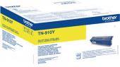 Original Brother TN-910Y Toner gelb (ca. 9.000 Seiten)