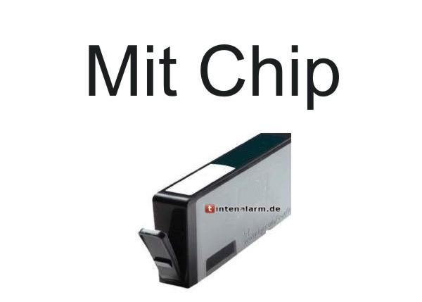 HP Refill Druckerpatrone schwarz (Photo) ersetzt HP 364 XL, CB322EE / mit Chip