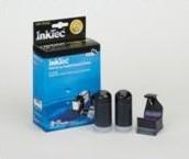 Inktec Refill-Kit schwarz für Druckerpatronen HP 364 XL, CB321EE / CN684EE