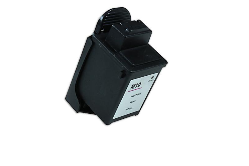 Druckerpatrone schwarz ersetzt Lexmark 13400HC