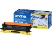 Original Brother TN-135Y Toner gelb (ca. 4.000 Seiten)